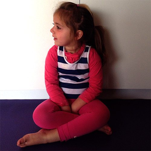 Sitting pretty: Why is cross-legged sitting important for children?