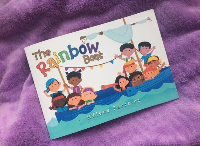 The Rainbow Boat by Hélène Ferreira