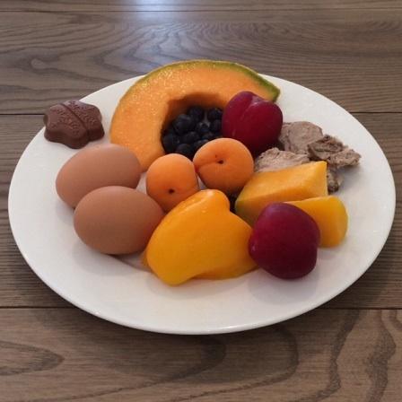 10 Super eye foods for kids